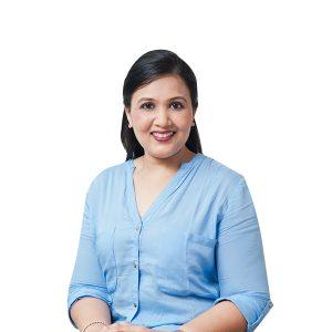 ms pooja shah prinicipal occupational therapist