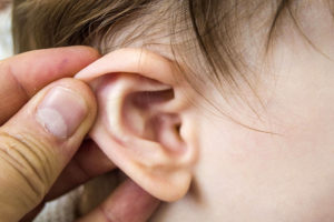 ear infection common childhood illnesses