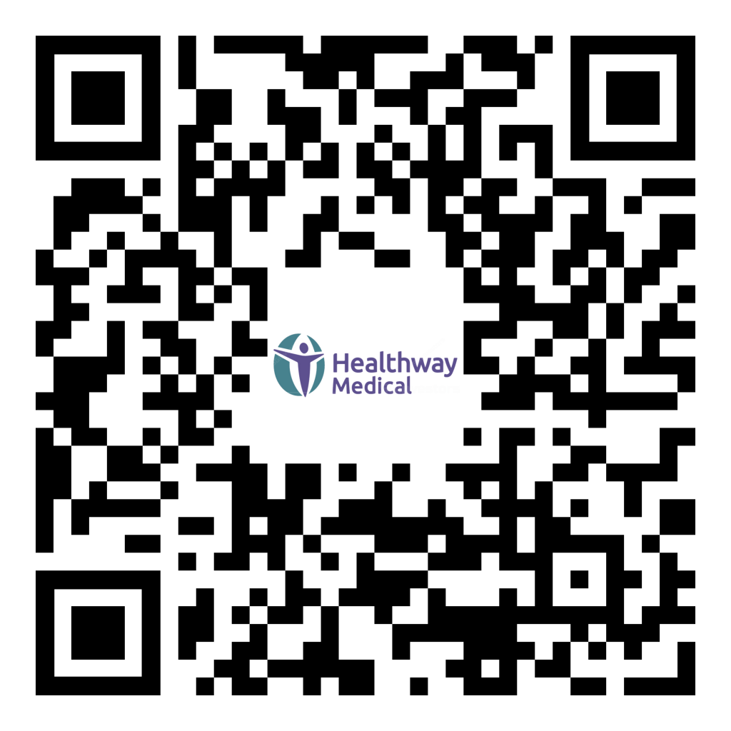 barcode of download app for consult paediatrician online