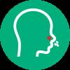 icon of allergic rhinitis to consult paediatrician online