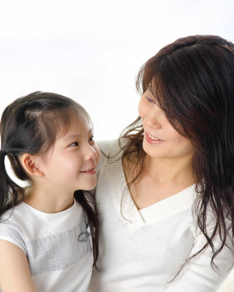 How can I support my child as they grow? talking to child
